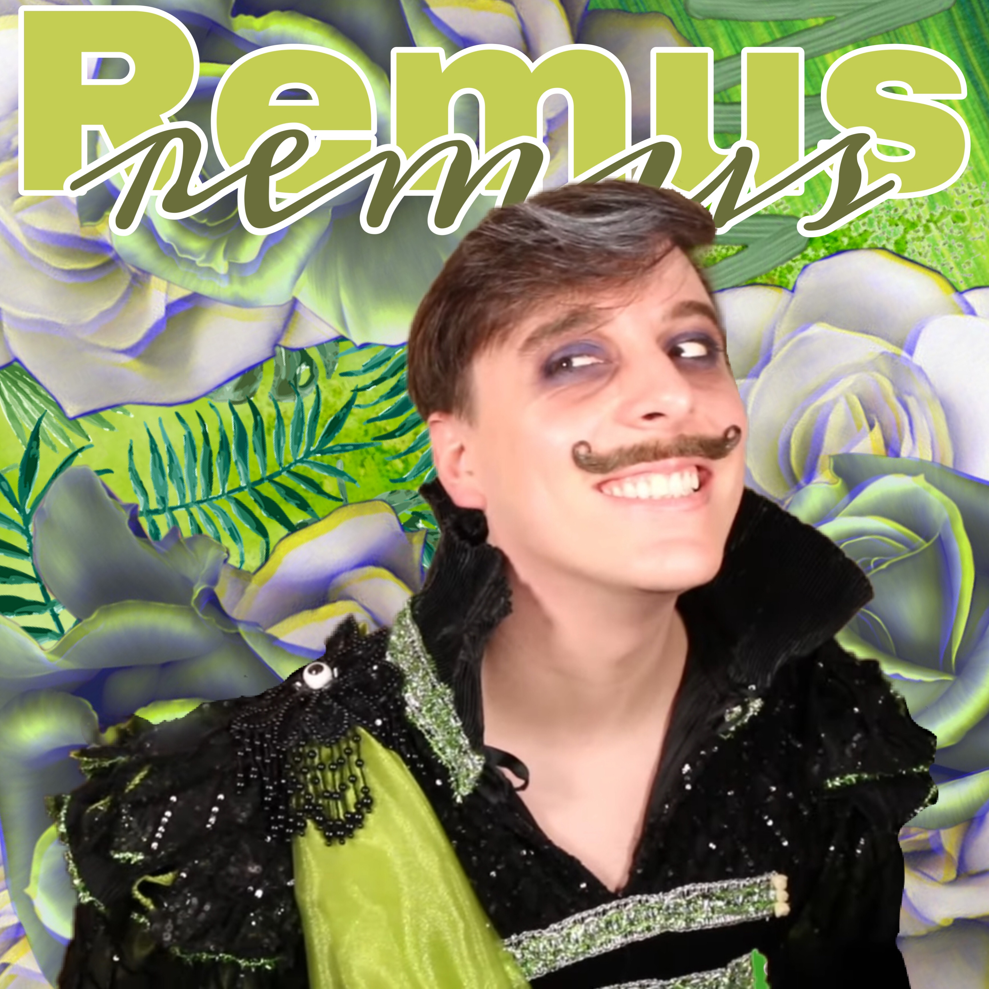 Remus Sanders ✨ 💚✨🖤✨💚✨🖤 For those of you watch San