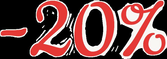 20% скидка sale -20% freetoedit