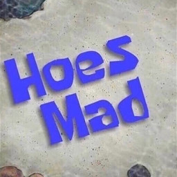 hoesmad hoe hoes mad spongebob