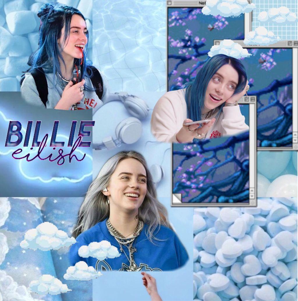 #billieeilish #music #love #blue 🦋💙💎