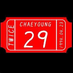 twice twicechaeyoung chaeyoung freetoedit