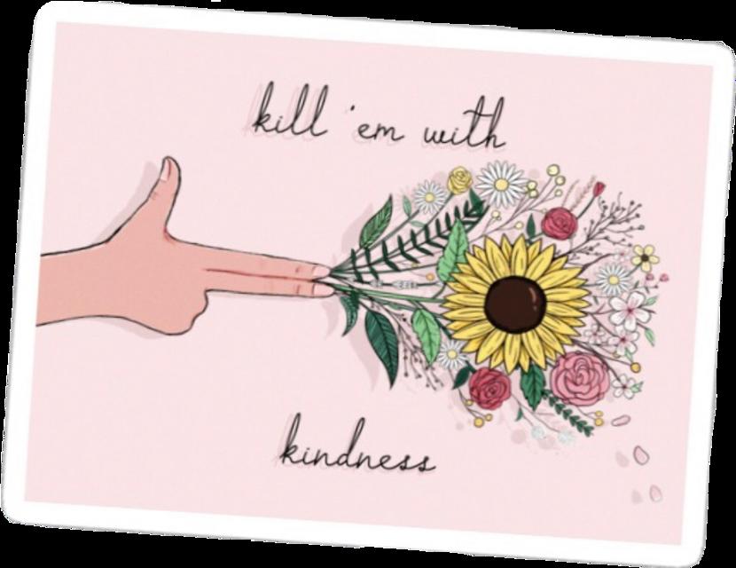 #vsco #aesthetic #flowers #kindness #pink #rectangle #freetoedit