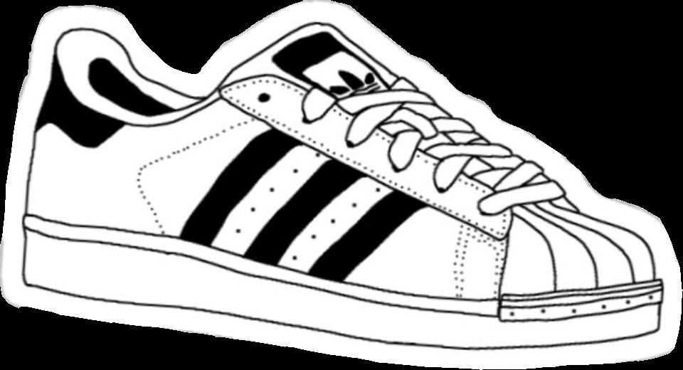 #vsco #aesthetic #adidas #shoe #blackandwhite #freetoedit