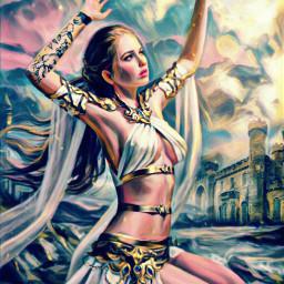 freetoedit popfantasy inkedgirl fantasyland fantasyart irclendahand