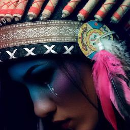 freetoedit beautifulpicture indiangirl indian_style nightscene