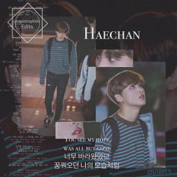 haechan nct nctedit ncthaechan leedonghyuck freetoedit