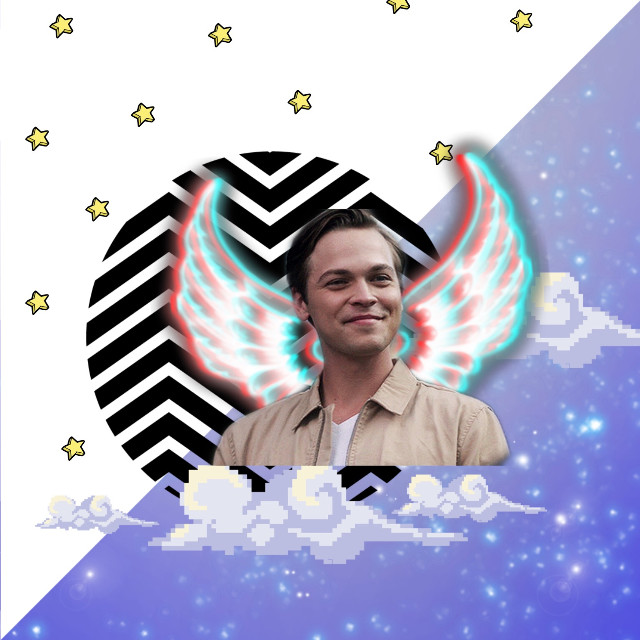 #jackkline #supernatural #deanwinchester #samwinchester #winchester #winchesterboys #family #castielwinchester #castiel #angelwings #angel  #freetoedit