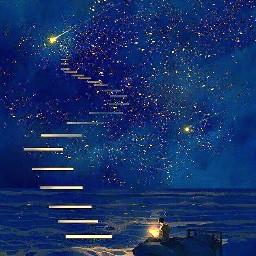 freetoedit stairs stepbystep future stars darkness lights