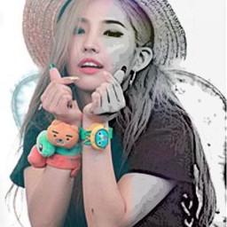 freetoedit soyeongidle kpop latata senorita