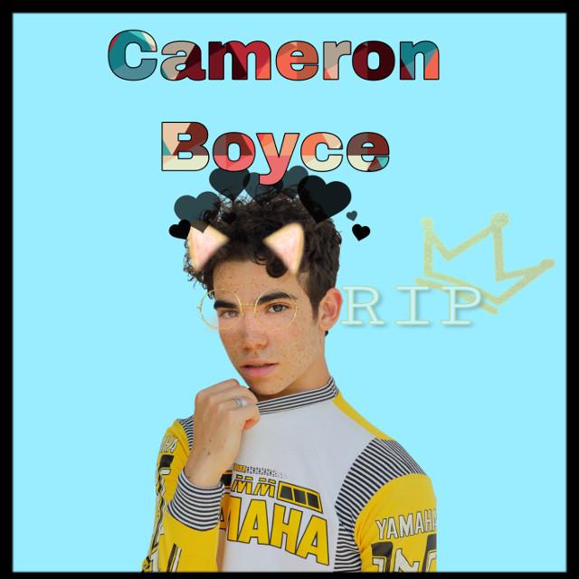 #freetoedit  R.I.P Cameron Boyce😭💔
