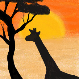 selva desafio art jirafa voted dcjungles
