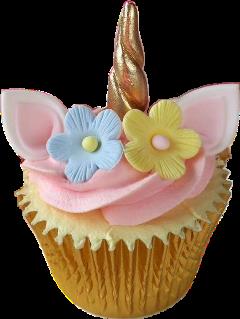 muffin copcake unicorn rainbow pothography stickersfreetoedit freetoedit