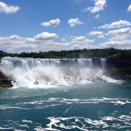 niagara niagarafalls waterfall beautifulscenery pccolorfulsummer