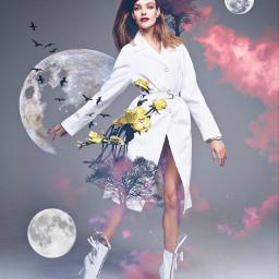irccoverofvoguechina coverofvoguechina freetoedit design moon