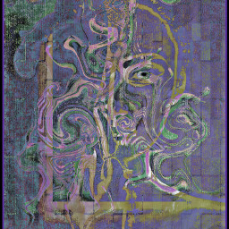 abstract portraitremix freetoedit