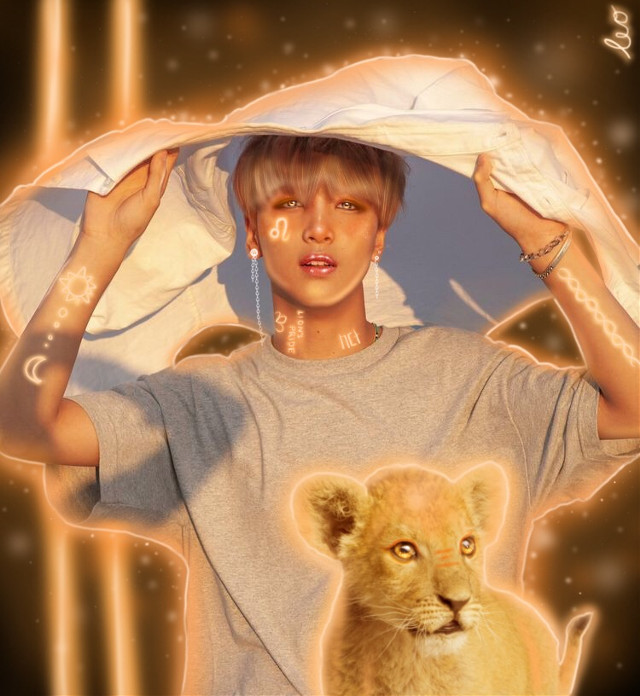 💗💗💗💗💗💗💕💕💕💕💕💕   For @astrooniezzz contest  #zodiacsigncontest  Hope you like it!😁  I decided to use haechan for this entry because I felt like he is one of those kpop idols where their zodiac sign fits them perfectly. Haechan is a leo so I used different shades of orange and yellow. Oof I'm not very good at explaining things. Either way I'm not mad about how this came out.   #nct #nctdream #haechan #haechannct #leedonghyuck #donghyuck