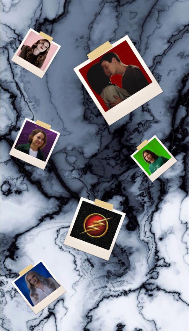 #theflash #marble #barryallen #noraallen #norawestallen #iriswestallen #iriswest #teamflash ⚡️⚡️⚡️⚡️ #freetoedit