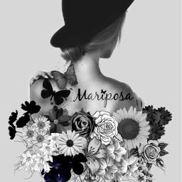 ircgetatattoo getatattoo freetoedit tattoo flowers