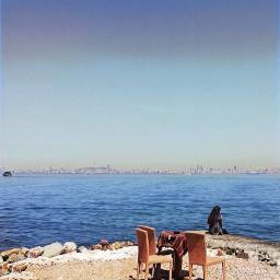seaside alonegirl realpeople
