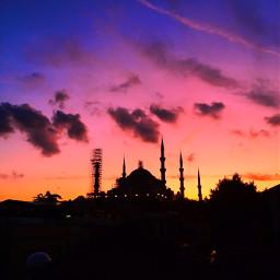 pccolorfulsummer colorfulsummer turkey night sunset pcbluehour bluehour