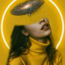 freetoedit surreality picsarteffects colorful yellow