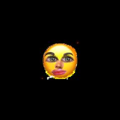 real emoji meme ironic sticker freetoedit