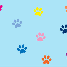 animallover animals paws cute backgrounds freetoedit