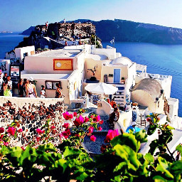 pccolorfulsummer colorfulsummer santorini greece