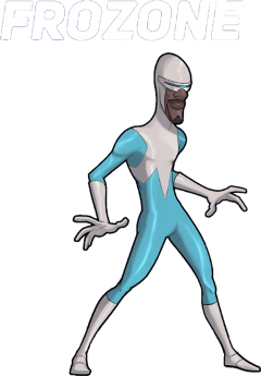 frozone incredibles freetoedit