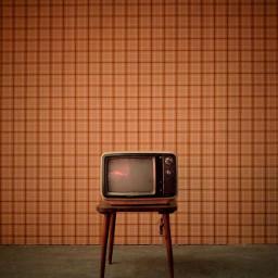 retro vinatge tv freetoedit