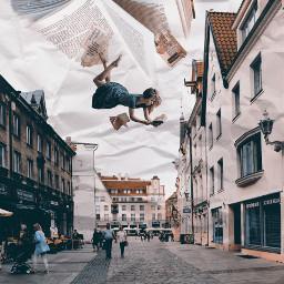 illusion surreal surrealedits doubleexposure freetoedit