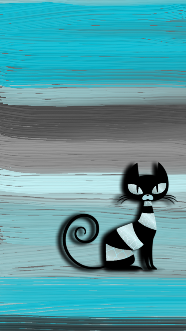 #wallpaper #background #aesthetic #cat #kitty #kms #blue #pets #animals #feline #cute