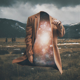 surrealism surreal fantasy grng coat freetoedit