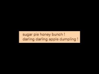 text sugar honey darling soft freetoedit
