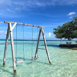 beachscenery beach seaview heaven simplicity freetoedit