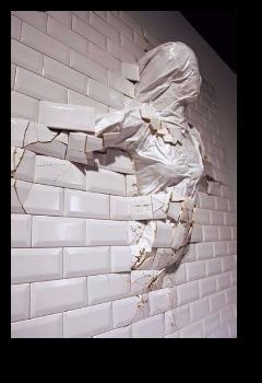 sculpture wall pain life tile freetoedit