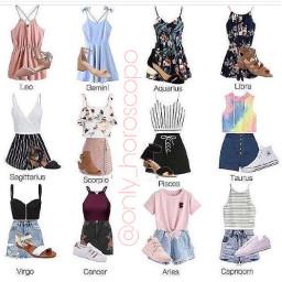 horoscope horoscopesigns zodiac outfit summeroutfit