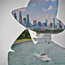 freetoedit doubleexposures chicago