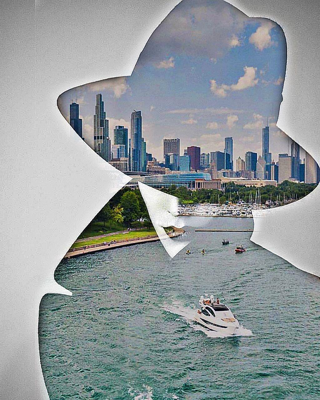 #freetoedit #doubleexposures #chicago