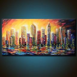 freetoedit painting art beautiful wallart