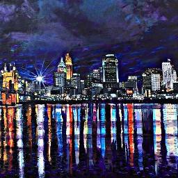 freetoedit art painting wallart reflections