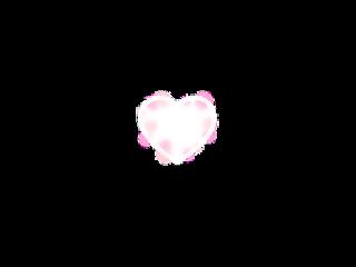 heart lace pink tiny soft freetoedit