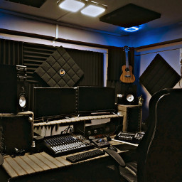 frequency studio music photography recording