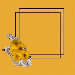 freetoedit frame sticker flower flowerframe