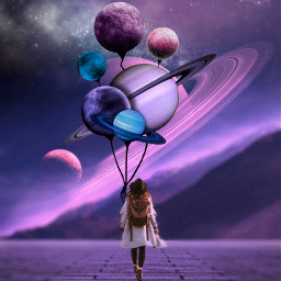 freetoedit srcplanetballoons planetballoons