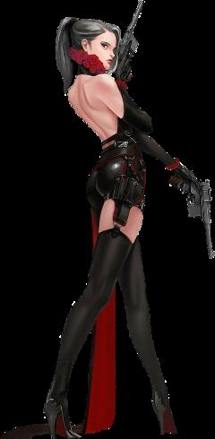 anime animewoman cartoonwoman character freetoedit