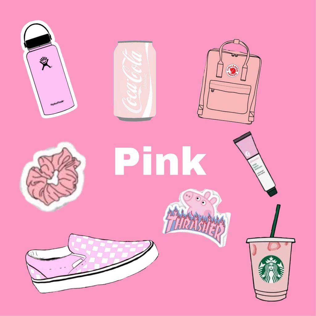 Pink Vsco Wallpaper Freetoedit