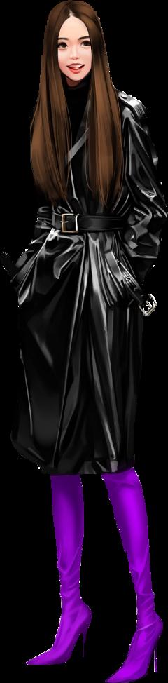 animegirl anime character freetoedit