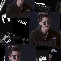 kriswu exo wallpaper edit aesthetic
