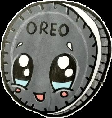 #орео